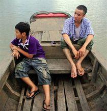 HAI CHÚ CHÁU (UNCLE & SON)