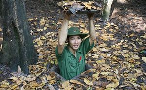 CỦ CHI TUNNELS (4 HOURS & A HALF)