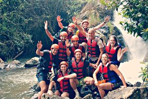 CANYONING (7 HOURS)